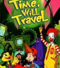 Default the wacky adventures of ronald mcdonald have time will travel