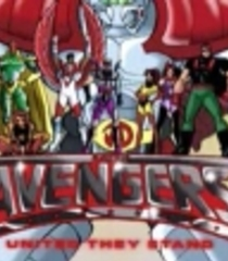 Default the avengers united they stand