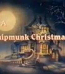 Default a chipmunk christmas