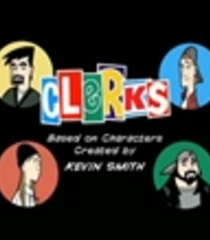 Default clerks the animated series