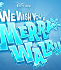 Default club penguin we wish you a merry walrus