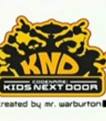 Default codename kids next door