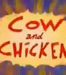 Default cow and chicken