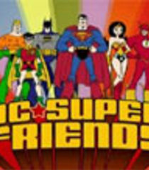 Default dc super friends