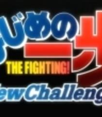 Default fighting spirit new challenger