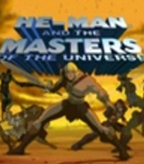 Default he man the masters of the universe 2002