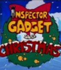 Default inspector gadget saves christmas