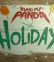 Default kung fu panda holiday special