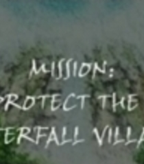 Default naruto mission protect the waterfall village