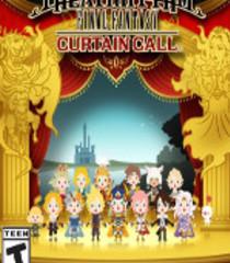 Default theatrhythm final fantasy curtain call