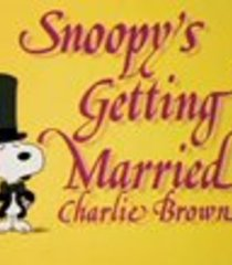 Default snoopy s getting married charlie brown
