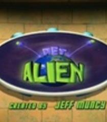 Default pet alien