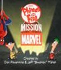 Default phineas and ferb mission marvel