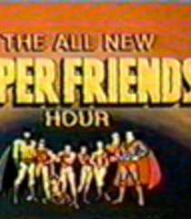 Default the all new super friends hour