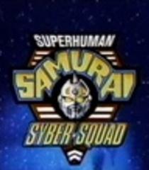 Default superhuman samurai syber squad