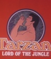 Default tarzan lord of the jungle
