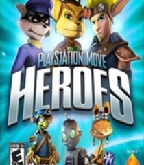 Default playstation move heroes