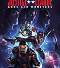 Default justice league gods and monsters
