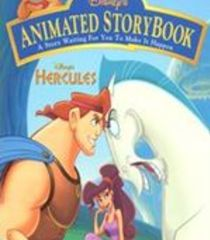 Default hercules animated storybook