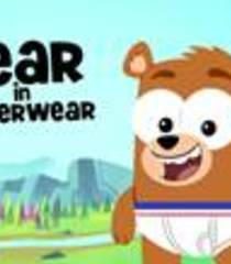 Default bear in underwear
