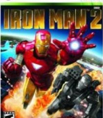 Default iron man 2 the video game