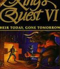 Default king s quest vi heir today gone tomorrow