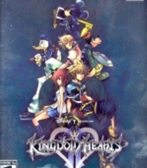 Default kingdom hearts ii