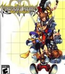 Default kingdom hearts re coded