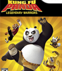 Default kung fu panda legendary warriors