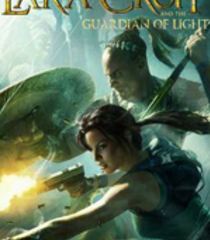 Default lara croft and the guardian of light