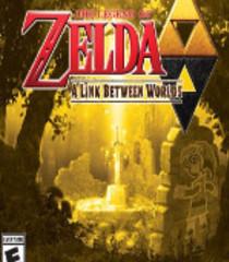Default the legend of zelda a link between worlds