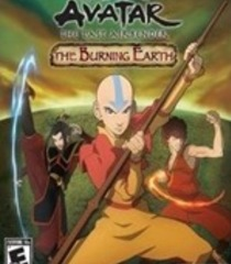 Default avatar the last airbender the burning earth