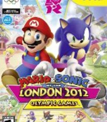 Default mario and sonic at the london 2012 olympic games