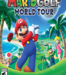Default mario golf world tour