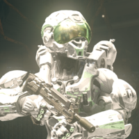 Casting Call Club : CINDER, a Halo 5 Machinima