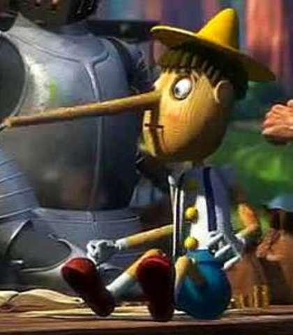 Casting Call Club Shrek Pinocchio