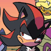 Sonic Shadow The Hedgehog Icon