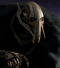 Default general grievous