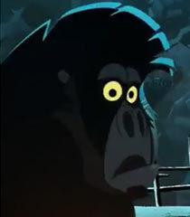Default gorilla guard
