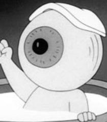 Default daddy eyeball