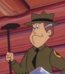 Default male ranger