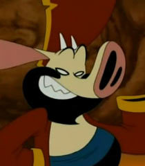 Default moobeard the pirate
