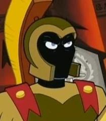 Default martian commander z 9