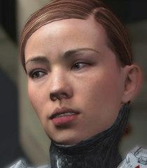 Default commander sarah palmer