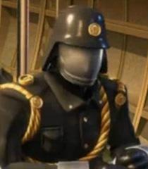 Default cobra commander