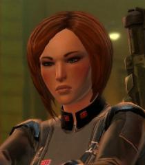 Default imperial agent female