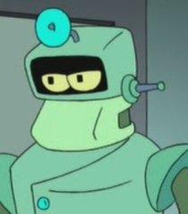 Default plastic surgeon robot