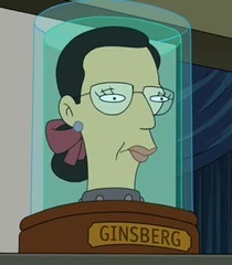 Default ruth ginsburg s head