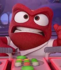 Default anger
