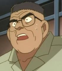 Default police chief takai